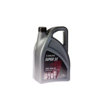 Super SX semisin 10W-40 4 litr