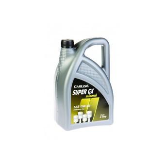 SUPER GX mineral 15W-40 4L