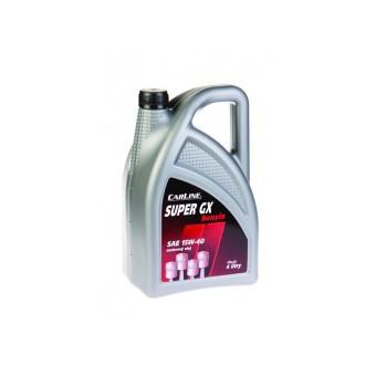 SUPER GX benzin 15W-40 4L