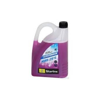Zimní směs do ostřikovačů NANO - 3 litr (-20°C)