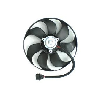 Motorek ventilátoru chladiče