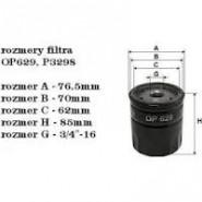 BOSCH0 451 103 298: Olejový filtr