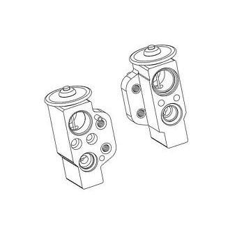 Expanzní ventil WAECO